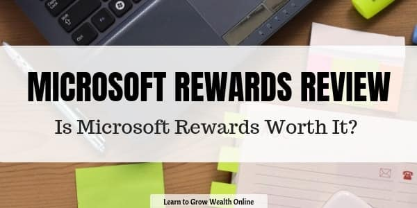 is microsoft rewards worth it review image