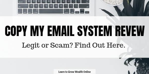 copy my email system scam review