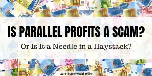 is parallel profits a scam review image