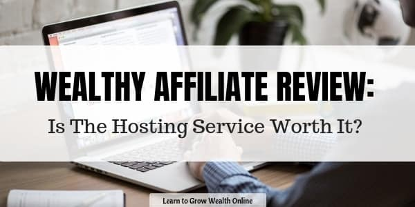 what is wealthy affiliate hosting review image