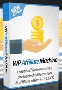 WP Affiliate Machine book cover