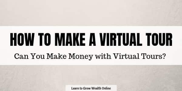 how to make a virtual tour