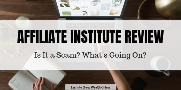 what is Affiliate Institute review cover image