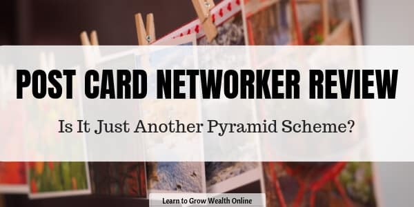 Postcard Networker Review Cover Image