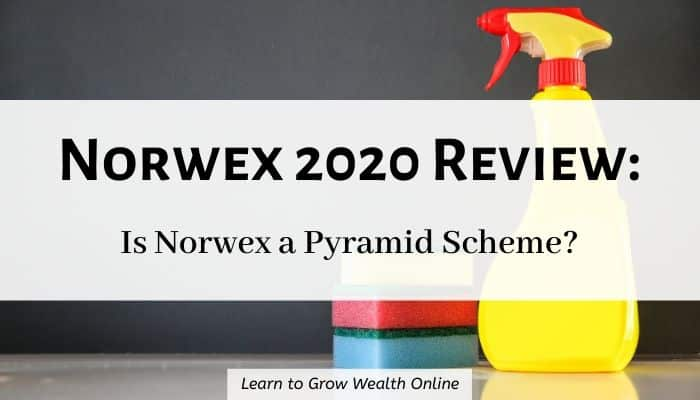 Is Norwex a Pyramid Scheme Review Image