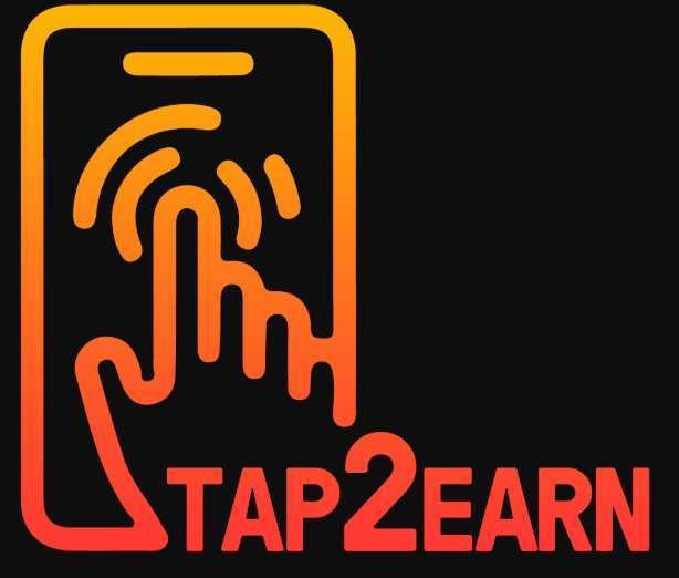 A screenshot of Tap2earn's logo.