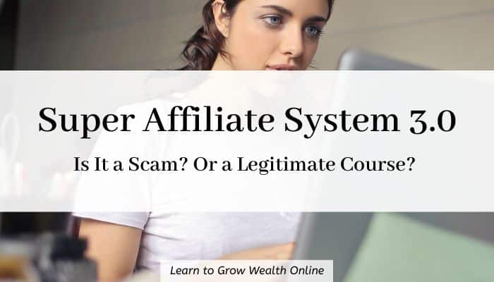 John Crestani Super Affiliate System 2020 Review