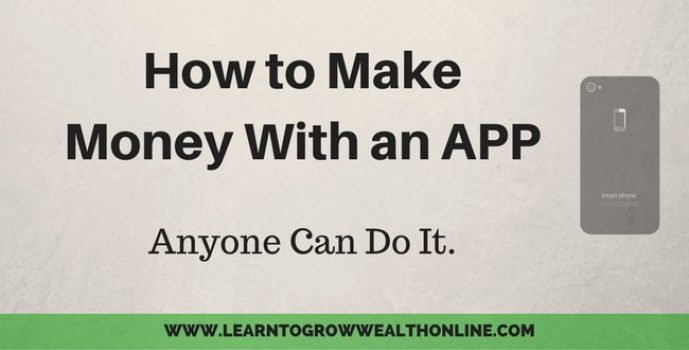 how to create your own app and make money