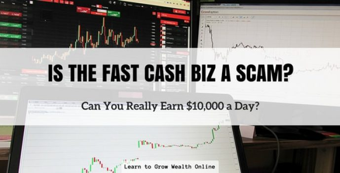 Binary fast cash review